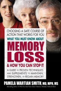 memory loss book pamela wartian