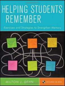 working memory book
