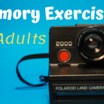 Memory Exercises for adults