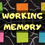 WORKING MEMORY PICTURE